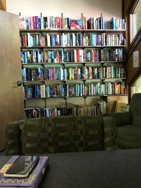 Parkview Hills Clubhouse Library